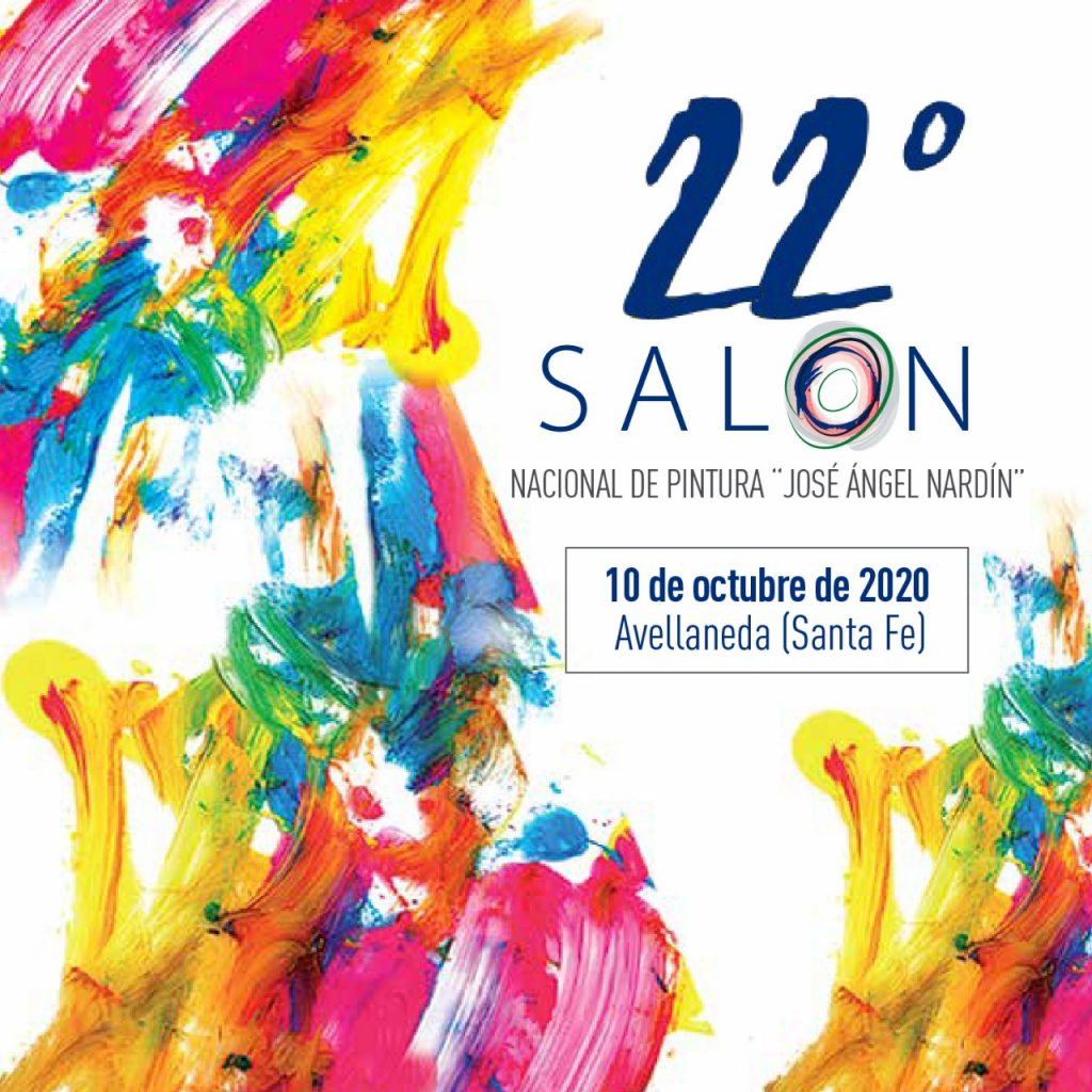 22º Salón Nacional de Pintura «José Á. Nardín»