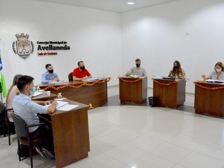 LOGRANDO UN NUEVO ACUERDO, EL CONCEJO DE AVELLANEDA APROBÓ EL PRESUPUESTO Y LA ORDENANZA TRIBUTARIA 2021