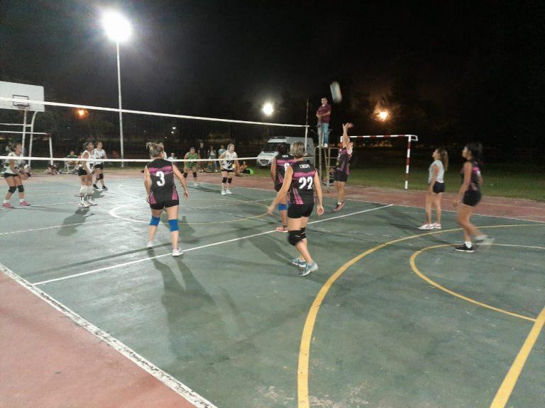 Comenzó el Torneo interbarrial de Vóley en Avellaneda