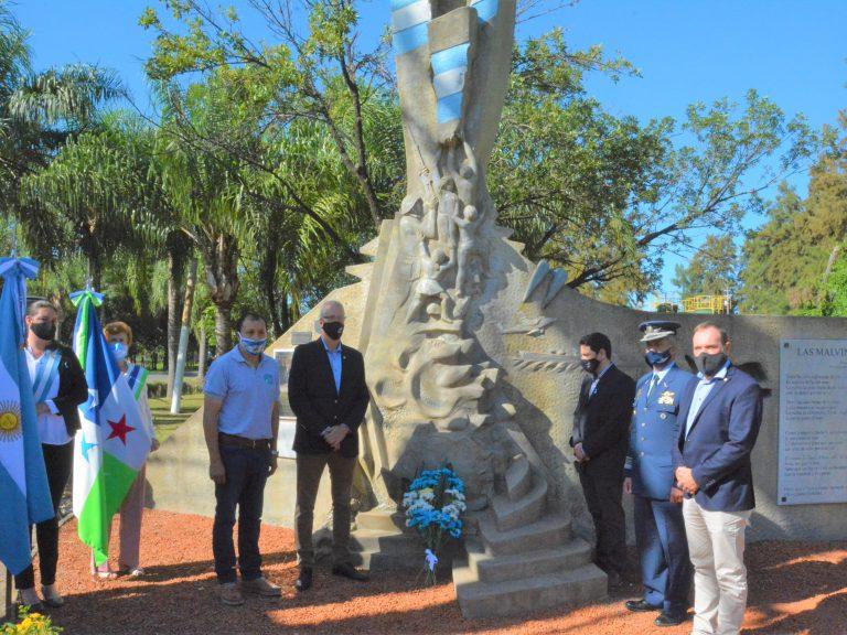 Avellaneda honró a los Veteranos y Caídos en Malvinas