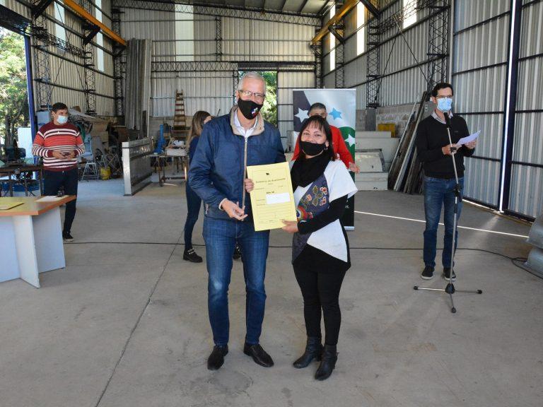 Avellaneda promueve la generación de mano de obra mediante el acompañamiento a emprendedores y empresas locales