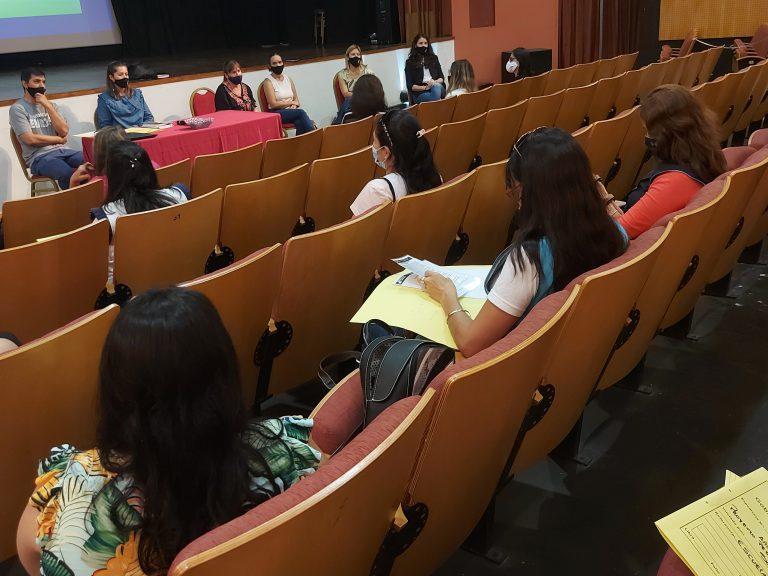 Programa Pedagógico Social: Avellaneda acompaña a las escuelas para mejorar la calidad educativa de niños, jóvenes y adultos