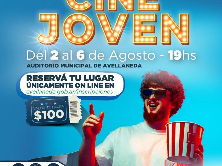 El cine para jóvenes llega al Auditorio de Avellaneda