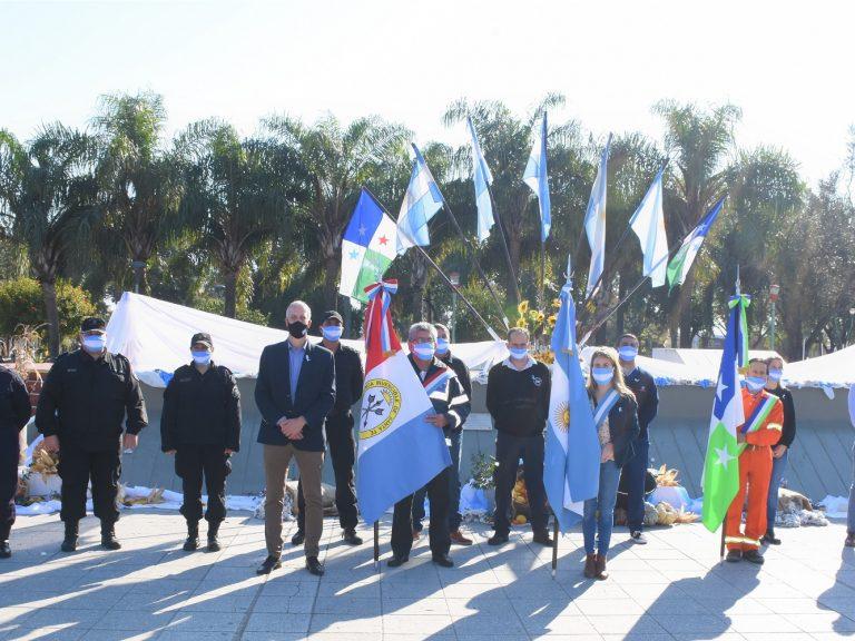 Avellaneda recordó el Día de la Independencia argentina