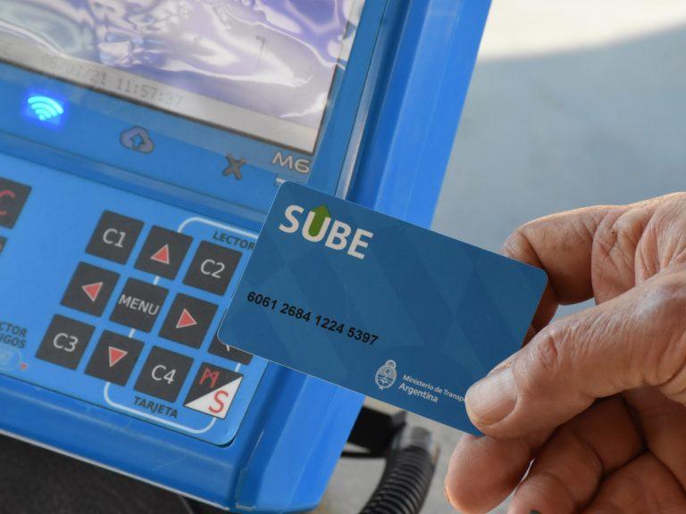 SUBE: Adquirí o cargá tu tarjeta en Avellaneda