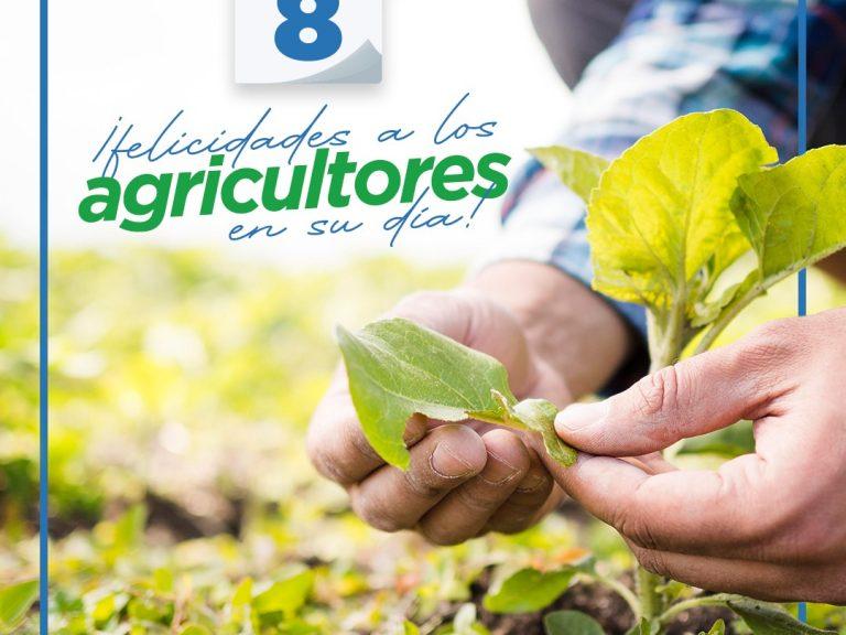 ¡Felicidades a los agricultores en su día!